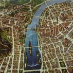 3D карта Праги