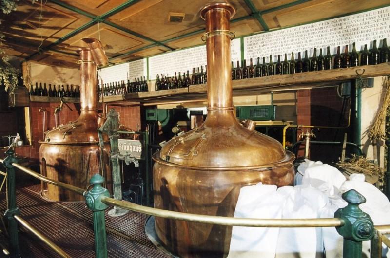 Пивная Новоместский пивовар - зал 2