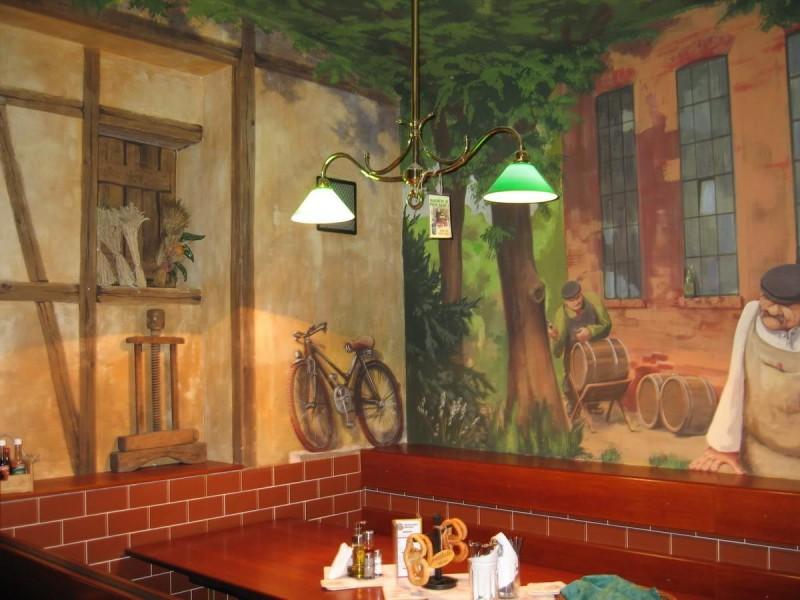 Пивная Новоместский пивовар - зал 3