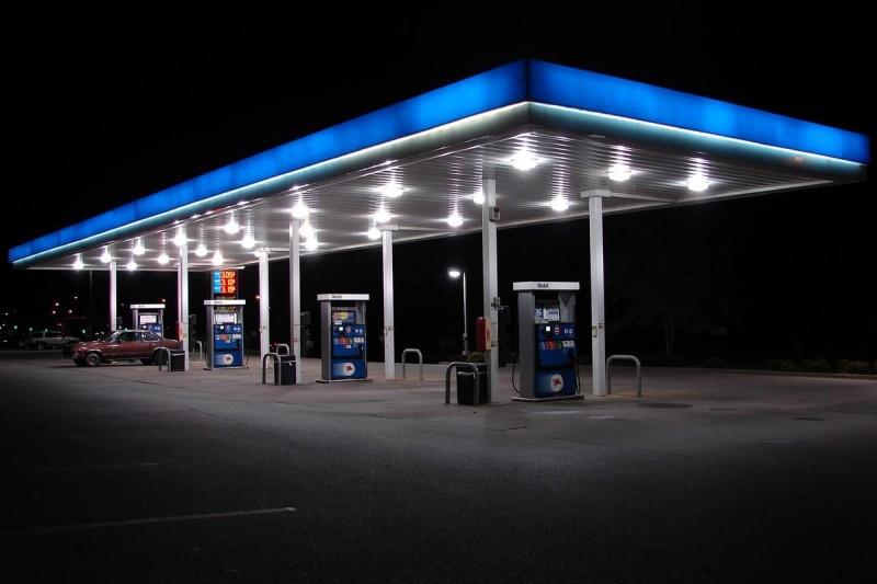 Цена на бензин в Чехии 1