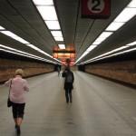 фотография метро в Праге