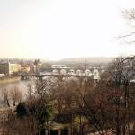 Погода в Праге в ноябре 1