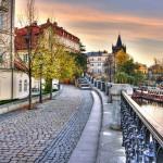 Погода в Праге в ноябре 2