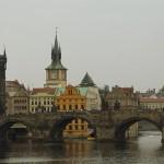 Погода в Праге в ноябре 5