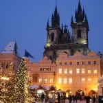 Рождество в Праге 2
