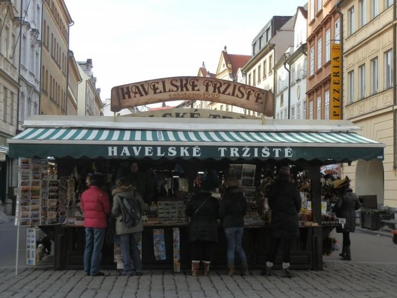 Havelské Tržiště Прага