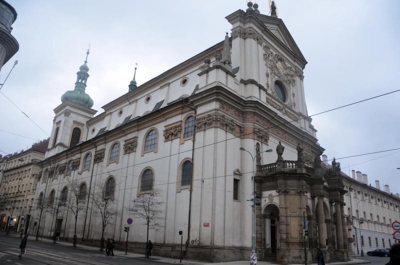 Костел Святого Игнатия