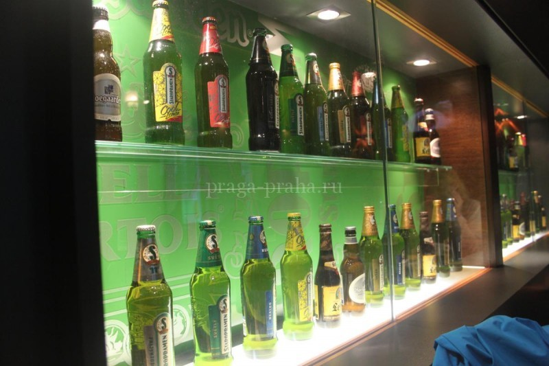 Пивная На верандах - зал