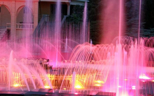 Экскурсия «Поющие фонтаны»