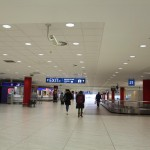 второй терминал получение багажа 3