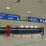 второй терминал получение багажа 6