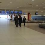 второй терминал получение багажа 7