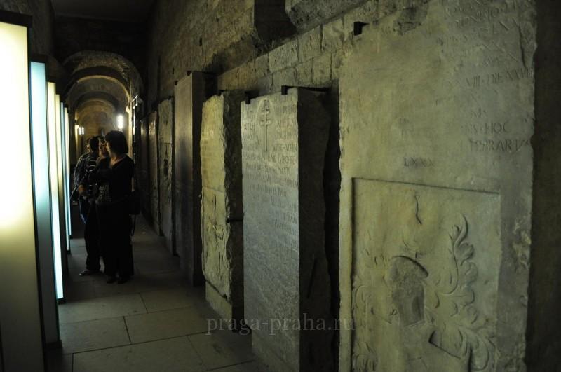 Базилика святого Иржи или Георгия 6