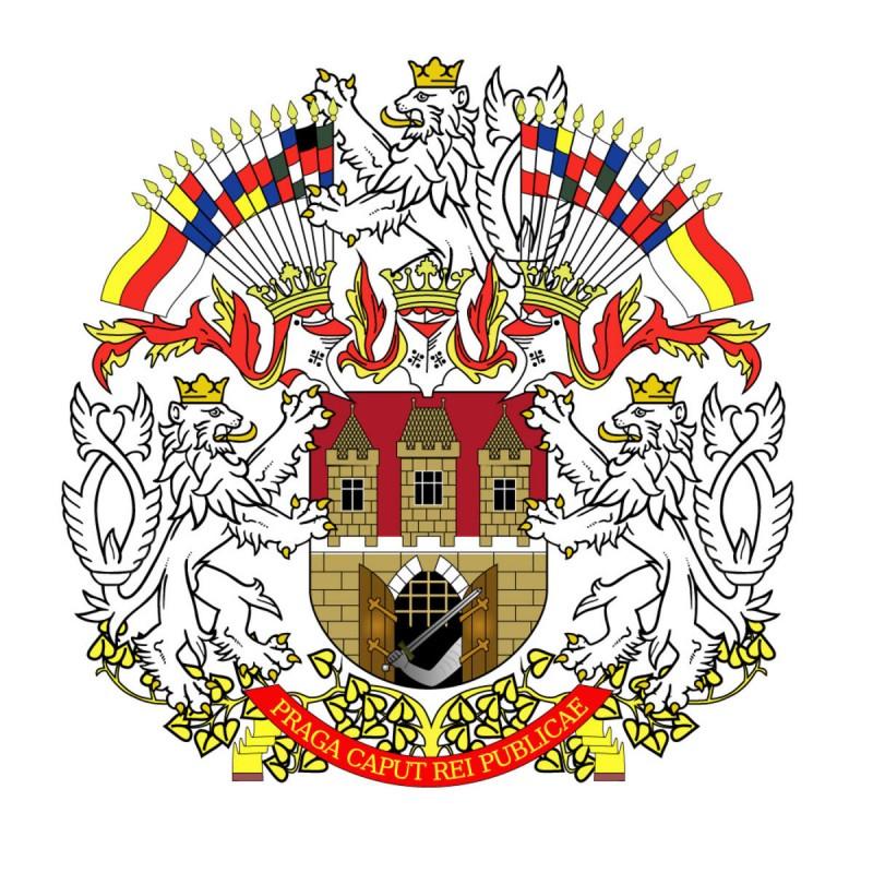 Герб Праги 5