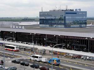 Информационный центр в Аэропорту Праги