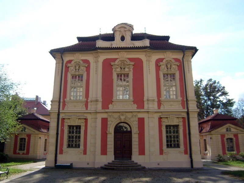 Летний дворец Михны 2