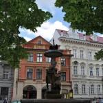 Погода в Праге в мае 1