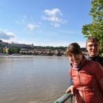 Погода в Праге в мае 10