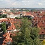 Погода в Праге в мае 15