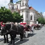 Погода в Праге в мае 3