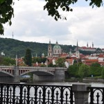 Погода в Праге в мае 4