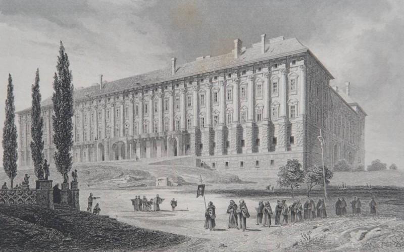 Чернинский дворец 3