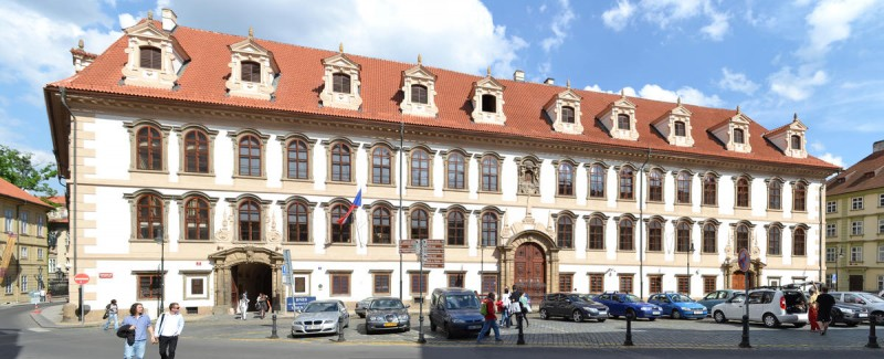 Валленштейнский дворец 6