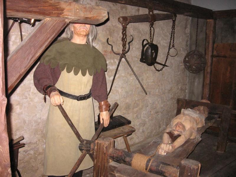Музей пыток 10