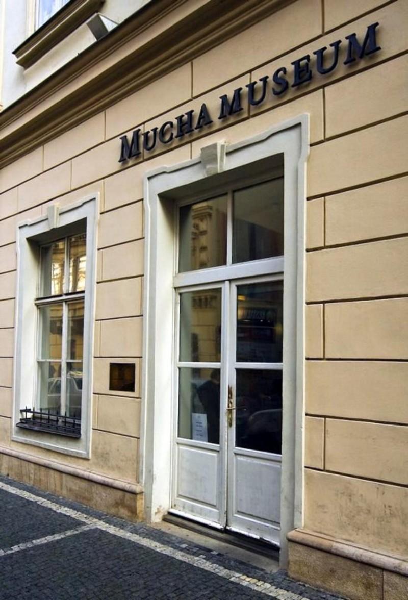 Музей Aльфонса Мухи 4