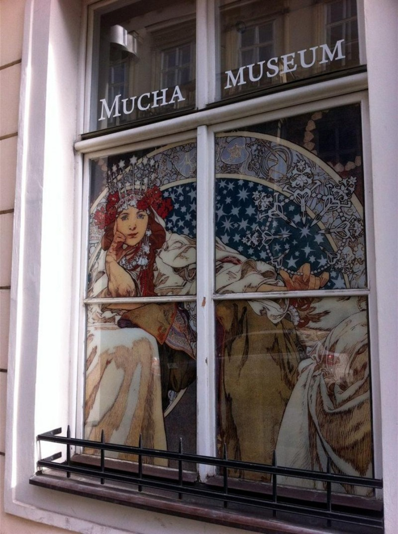 Музей Aльфонса Мухи