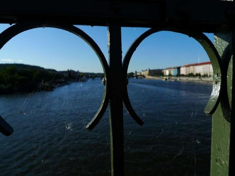 Вышеградский железнодорожный мост 4