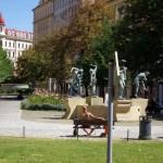 Погода в Праге в августe 13