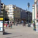 Погода в Праге в августe 14