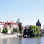 Погода в Праге в августe 18