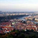 Погода в Праге в августe 5