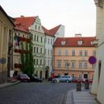 Погода в Праге в августe 8