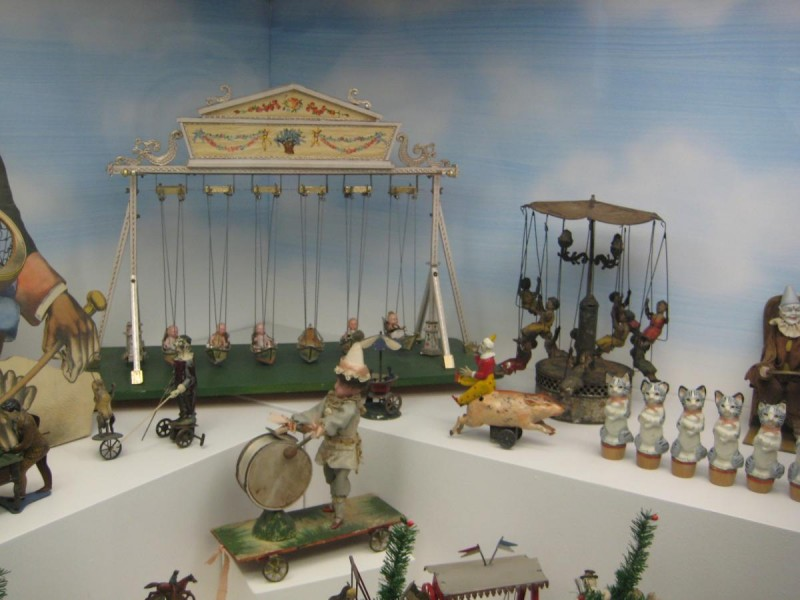 Музей игрушек в Праге 2