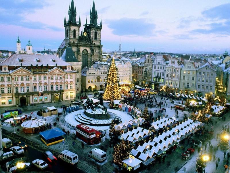Новый Год в Праге 3