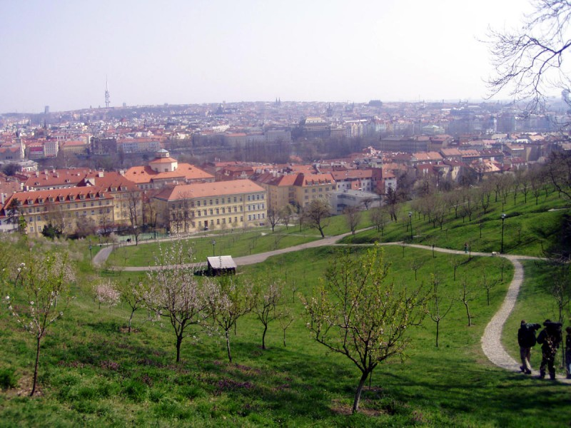 Петршинские сады 2