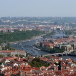 Погода в Праге в апреле 1