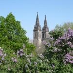 Погода в Праге в апреле 2