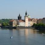Погода в Праге в апреле 3