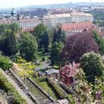 Погода в Праге в апреле 6