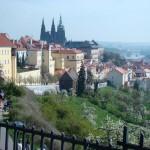 Погода в Праге в апреле 9