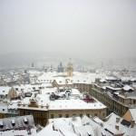 Погода в Праге в декабре 1
