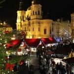 Погода в Праге в декабре 2