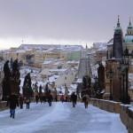 Погода в Праге в декабре 6