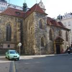 Погода в Праге в июне 10