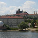 Погода в Праге в июне 1