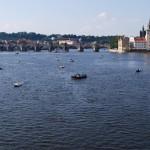 Погода в Праге в июне 12